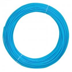 Niebieski filament PLA 1,75mm 100g