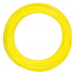 Żółty filament PLA 1,75mm 100g