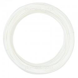 Biały filament ABS 1,75mm 100g
