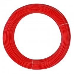 Czerwony filament ABS 1,75mm 100g