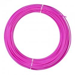 Różowy filament ABS 3,00mm 100g