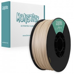 Drewno Wood filament PLA 1,75mm