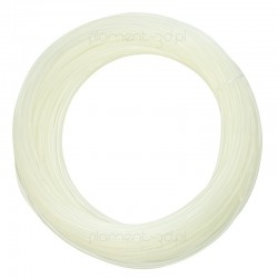 Transparentny filament PLA 1,75mm 100g