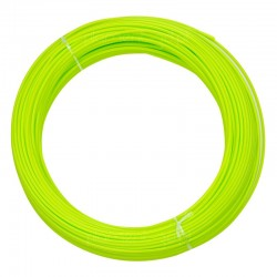 Zielony filament PLA 1,75mm 100g