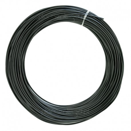 Czarny filament ABS 1,75mm 100g