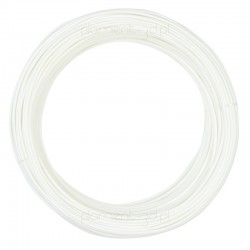 Biały filament PET-G 1,75mm 100g