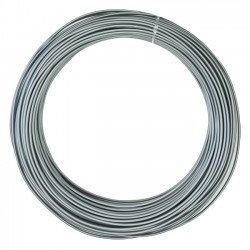 Srebrny filament ABS 1,75mm 100g