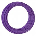 Fioletowy filament ABS 1,75mm 100g