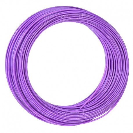Lawendowy filament ABS 1,75mm 100g
