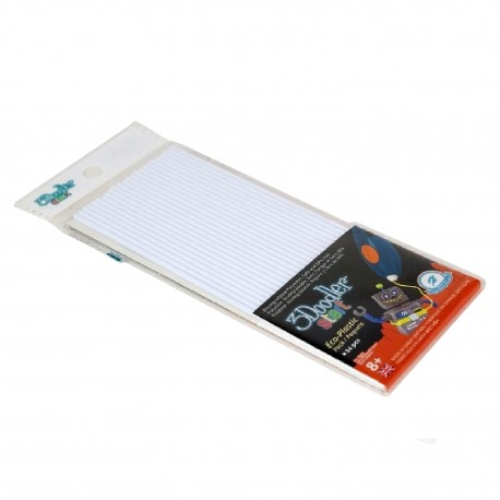 Wkłady 3Doodler Start Simply White